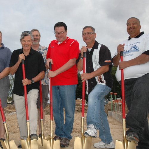 Dream Playground Groundbreaking